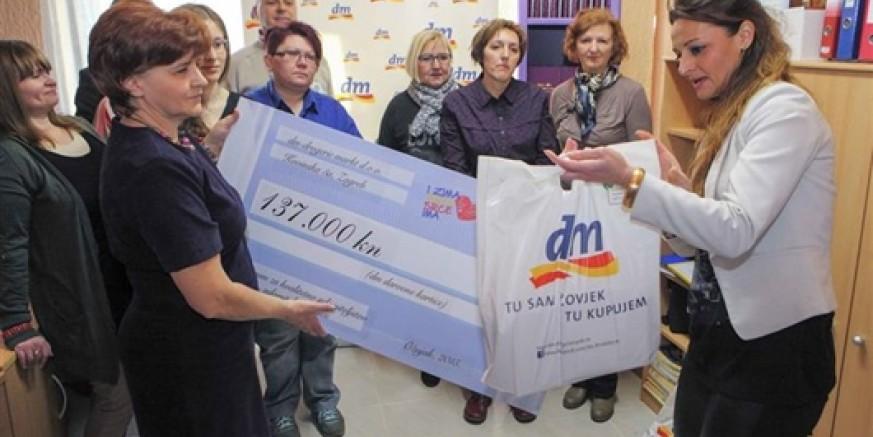 Forumu za kvalitetno udomiteljstvo djece 137.000 kuna donacije