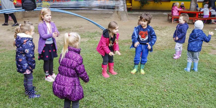 GRADSKE USTANOVE Mališani Dječjeg vrtića Ivančice mnoštvom aktivnosti obilježavaju Dječji tjedan