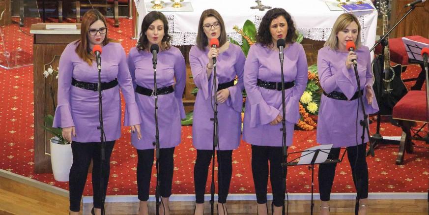 """CANTICUM CORDIS U nedjelju, 13. listopada,  festival duhovne glazbe """"O ljubavi ja pjevam"""""""