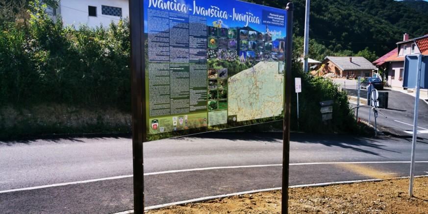 Postavljena nova smeđa signalizacija prema turističko-ugostiteljskim destinacijama i prirodnim lokalitetima