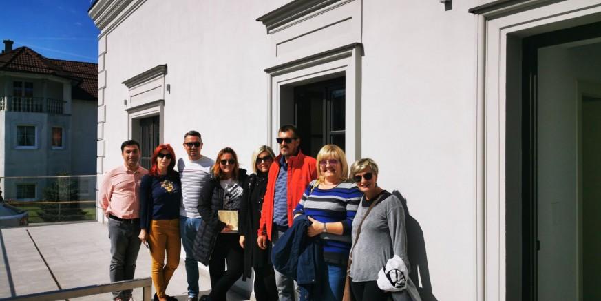 NA IVANČICI Koordinacija predstavnika turističkih zajednica Varaždinske županije na krovu Hrvatskog zagorja