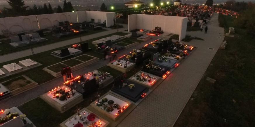 Obavijest o regulaciji prometa prema gradskom groblju Ivanec na Sve svete