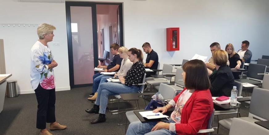 Održana posljednja edukacija u sklopu 523.000 kn vrijednog EU projekta Poslovne zone Ivanec d.o.o.