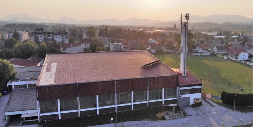 M. Batinić: Rebalansom proračuna osigurati 250.000 kn za obnovu krova srednjoškolske sportske dvorane