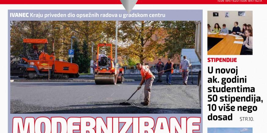 Poziv građanima – obavljanje usluge raznošenja gradskog glasila Ivanečke novine u naseljima istočnog gradskog područja