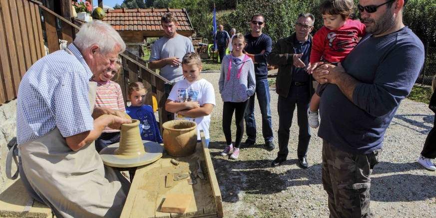 Uz potporu Grada, u Bedencu je održana manifestacija Dijen bedijenske lenčarije