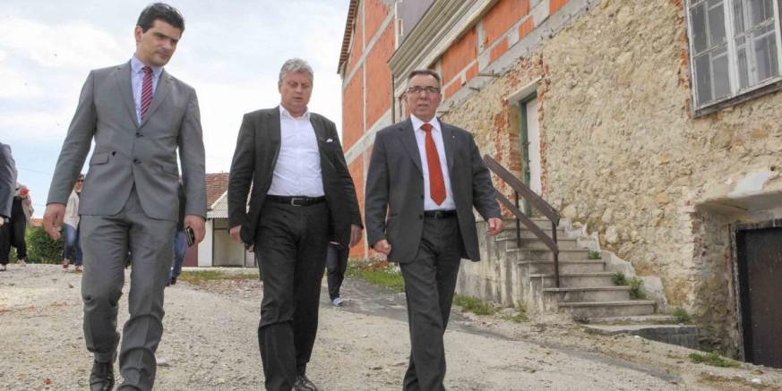 Ministar kulture u radnom posjetu Ivancu