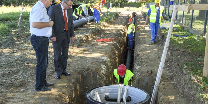 Počeli su više od 500.000 kuna vrijedni radovi u budućoj novoj stambenoj zoni u Ivancu