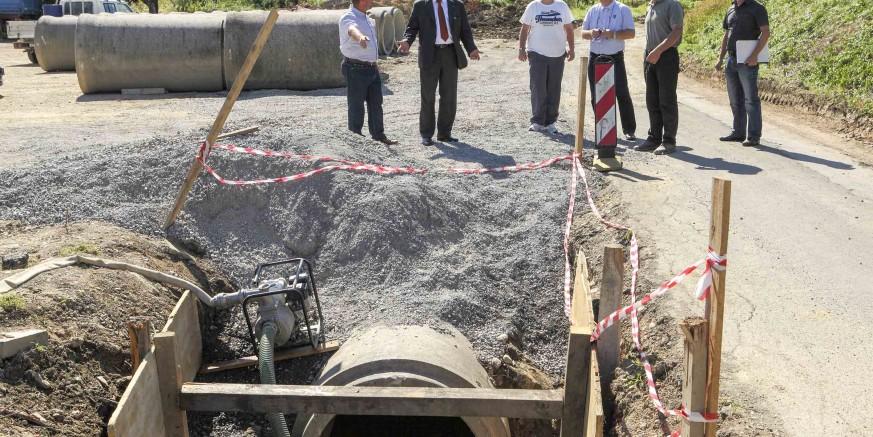 Gradi se oborinska  kanalizacija u Vuglovcu i Gečkovcu vrijedna 593.000 kuna