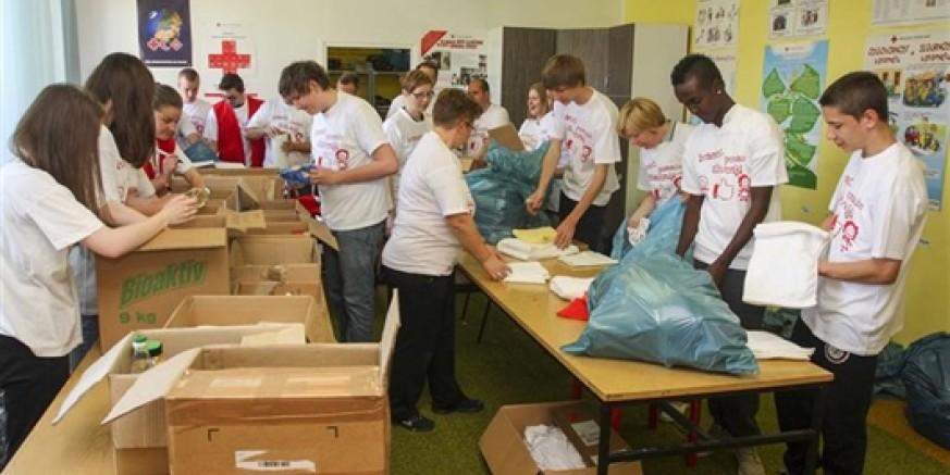 """Crveni križ Ivanec poziva sve građane na uključivanje u akciju """"Vaš dar za pravu stvar"""""""