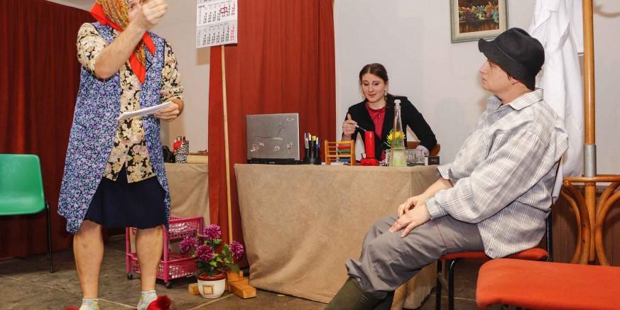 DANI GLUME Nasmijte se uz Glumačku družinu Komedijaši i gostujuće pučke teatre (1. i 2. veljače)
