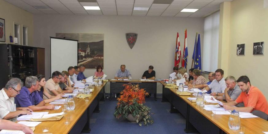 18. sjednica Gradskog vijeća Grada Ivanca u utorak, 29. rujna