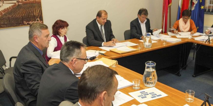 Nova odluka o upravnim tijelima Grada Ivanca glavna tema 18. sjednice Gradskog vijeća Ivanca