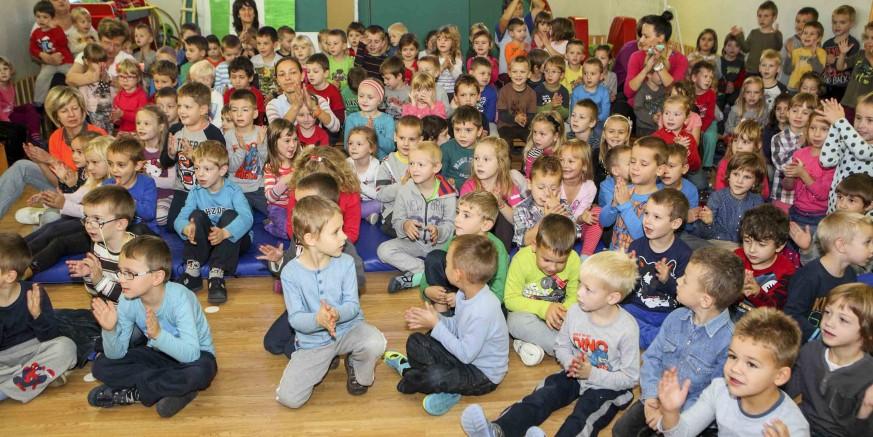 Dječji tjedan u Dječjem vrtiću Ivančice u Ivancu i njegovu Područnom odjelu u Radovanu (5. – 11. listopada)