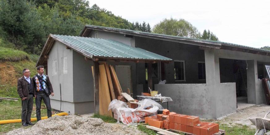 U punom jeku je energetska obnova društvenog doma u Ivanečkoj Željeznici vrijedna 391.500 kuna