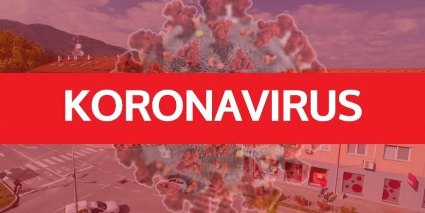 Dvije osobe s područja grada Ivanca oboljele od coronavirusa
