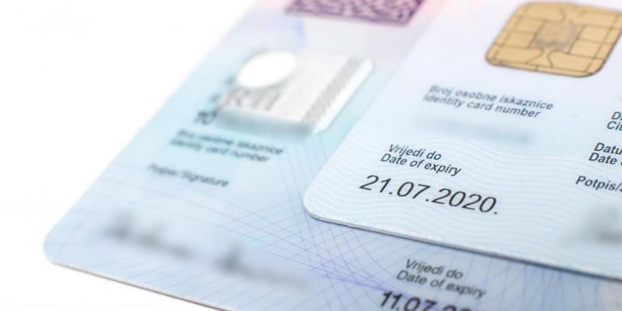 MUP: Obavijest građanima o uručivanju gotovih isprava – osobnih iskaznica, vozačkih dozvola, putovnica i dr.