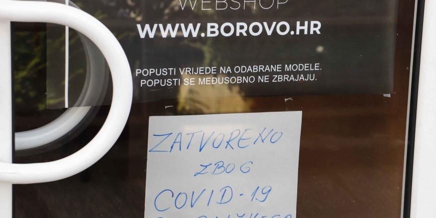 M. BATINIĆ PREDLAŽE GRADSKOM VIJEĆU Poduzetnike kojima je zabranjen rad osloboditi plaćanja odvoza otpada