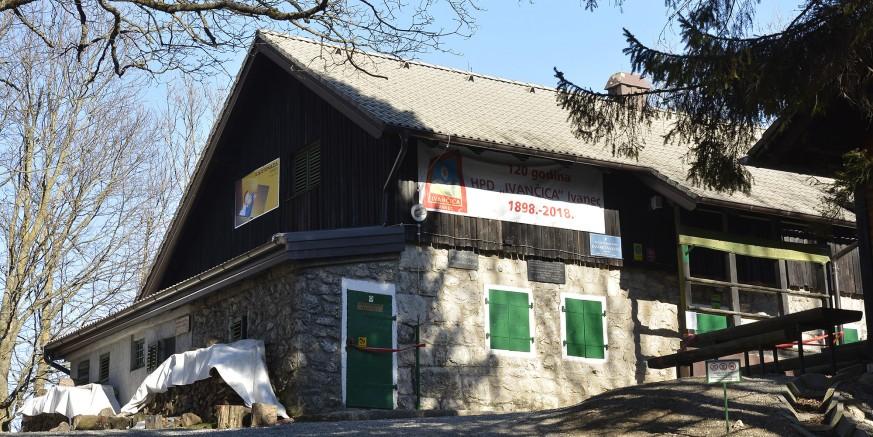U petak, 15. 05., ponovno se otvara Planinarski dom na Ivančici, do daljnjega – bez noćenja u domu