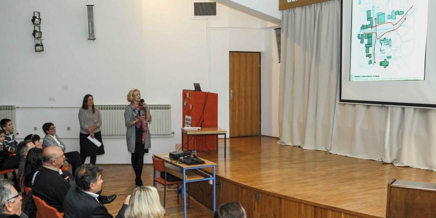 Grad Ivanec i Studio Nexar građanima predstavili Idejno rješenje uređenja Trga hrvatskih ivanovaca