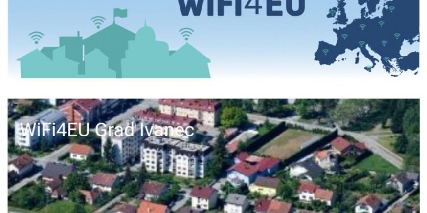 IVANEC U rad puštena bežična Wi Fi mreža, korisnicima visokokvalitetan pristup brzom Internetu