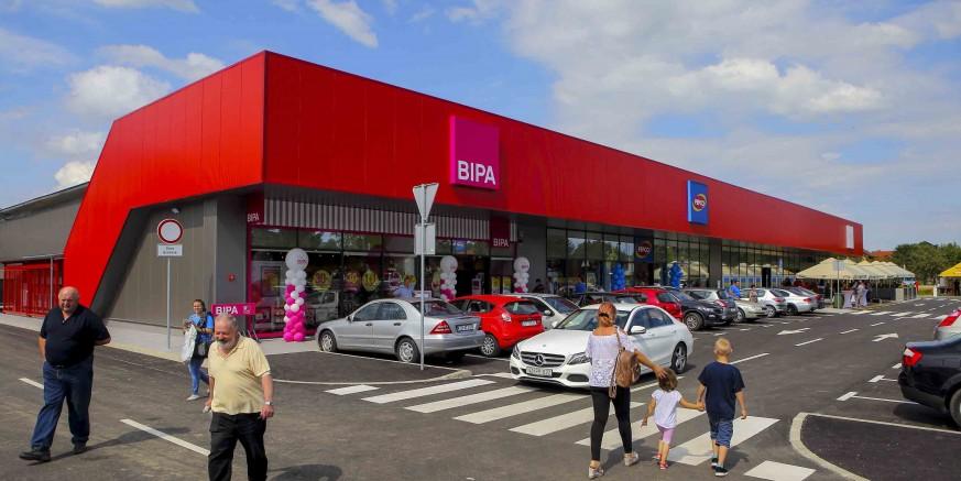 INVESTICIJA VRIJEDNA MILIJUN EURA Otvoren Trgovački centar MIPCRO u Ivancu!