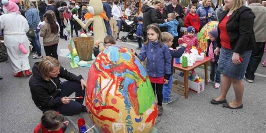 Vijeće za kulturu Grada Ivanca: Uskrsna izložba s mnoštvom iznenađenja za velike i male u subotu, 28. ožujka, ispred Gradske vijećnice