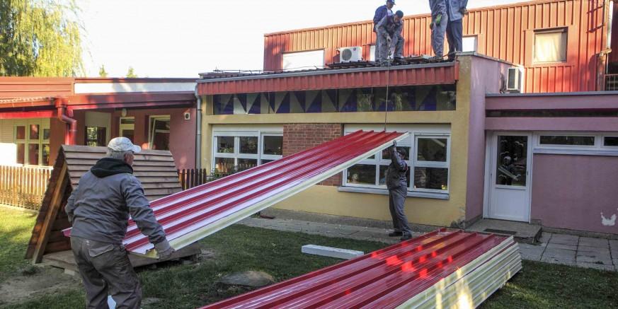 Iz EU Fonda za regionalni razvoj Grad Ivanec povukao blizu milijun kuna za energetsku obnovu vrtića u Ivancu