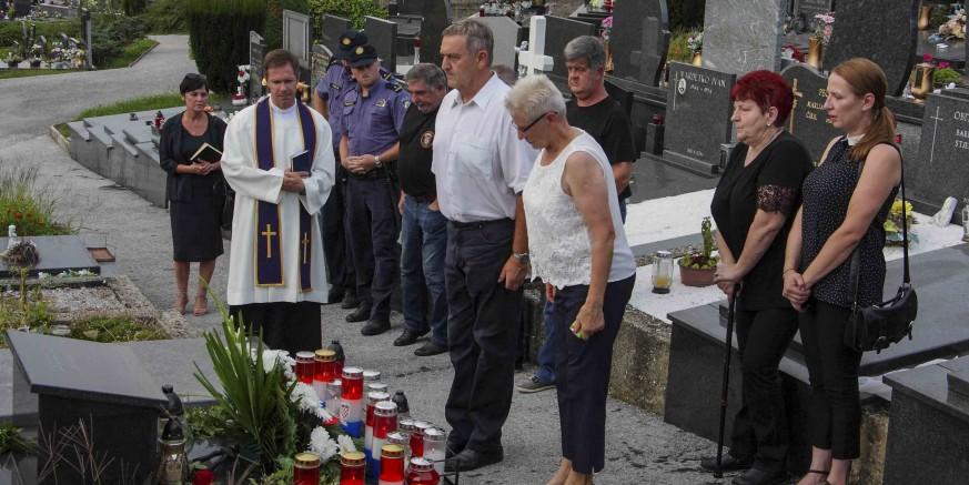 Obilježena 25. godišnjica pogibije ivanečkog branitelja Romana Ribića