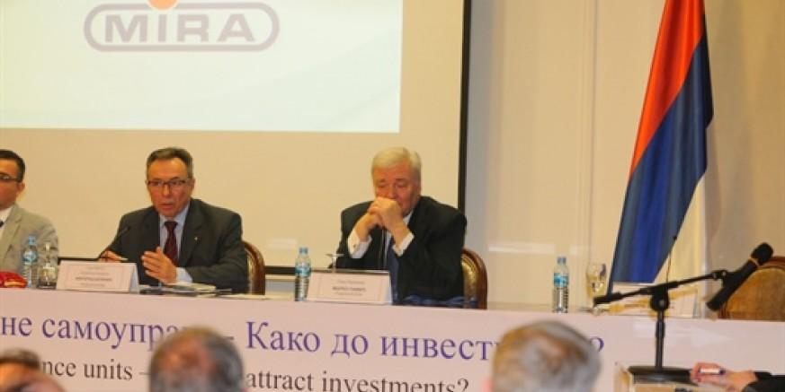 M. Batinić u Banja Luci, na Konferenciji o konkurentnosti JLS-a i privlačenju investicija