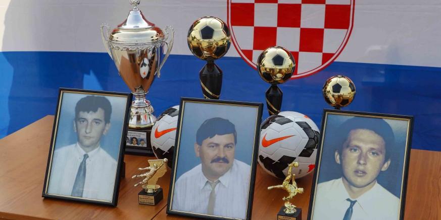 U subotu, 22. 08., 15. memorijalni turnir za poginule vukovarske branitelje