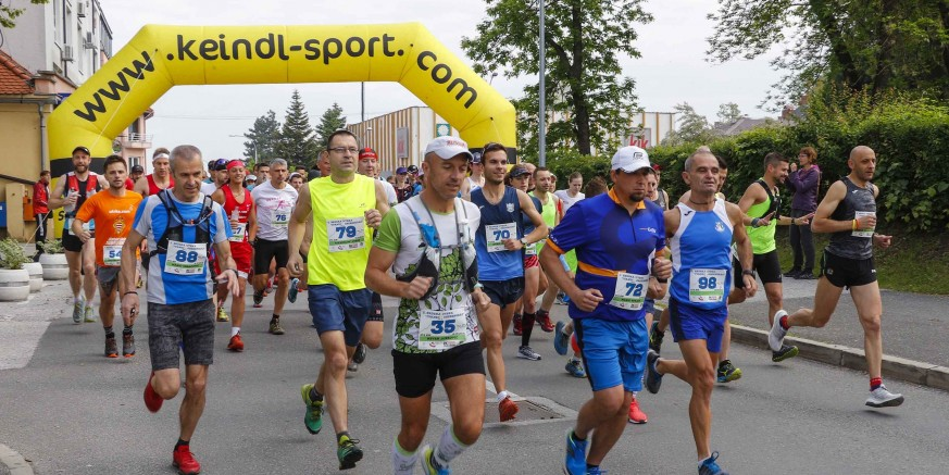 NA STAZI DUGOJ 42 KM U subotu, 5. rujna, 1. brdski maraton Ivanec – Grebengrad – Novi Marof
