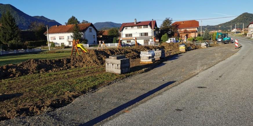 Grad Ivanec započeo s gradnjom autobusnog stajališta u Seljancu, radovi vrijedni 290.000 kn