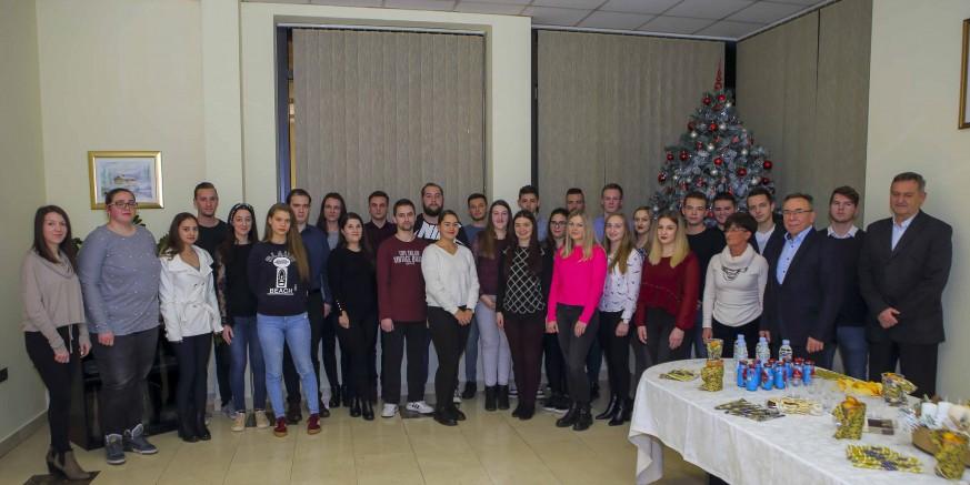 Raspisan natječaj za dodjelu stipendija Grada Ivanca za akademsku godinu 2020./2021.