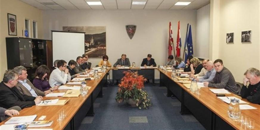 """Gradsko vijeće jednoglasno donijelo Akcijski plan za 2015. """"težak"""" 12,58 milijuna kuna"""