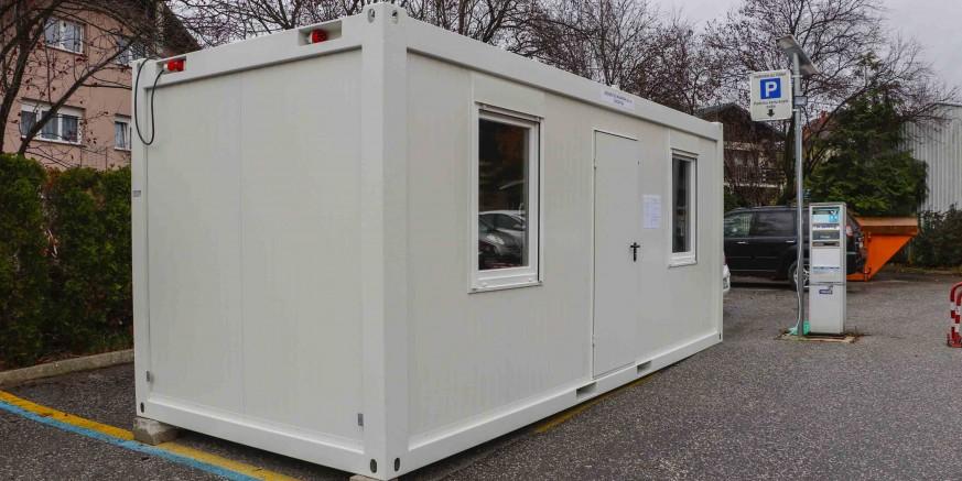 KOD DOMA ZDRAVLJA IVANEC Postavljen kontejner za uzimanje brisova na COVID-19