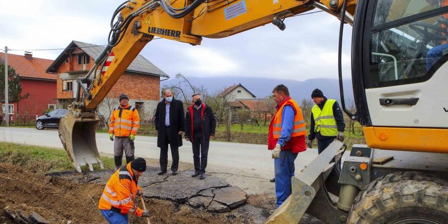 EU PROJEKT Završava gradnja sanitarne kanalizacije u Bedencu – u radove uloženo ukupno 8 milijuna kuna