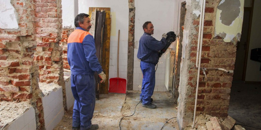 Izvode se radovi na uređenju kinodvorane u Ivancu vrijedni 360.000 kuna