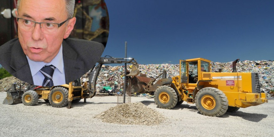 Batinić: Vrše pritisak da u Jerovcu dopustimo odlaganje 1.500 tona varaždinskog smeća. Neće ići!