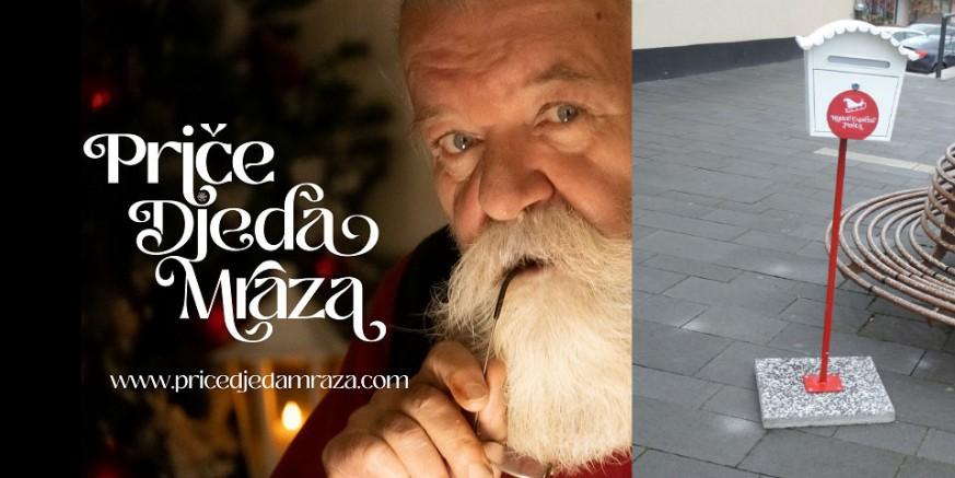 Djeco, pišite Djedu Mrazu! Pismo šaljite putem poštanskog sandučića na Kinotrgu Ivanec ili online!