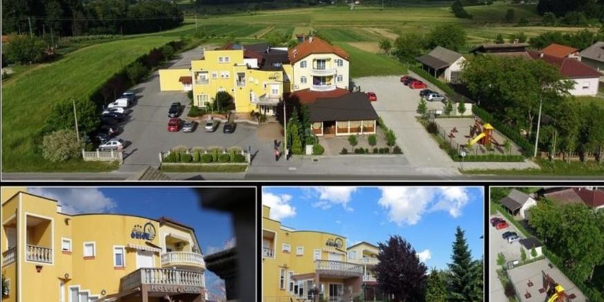 PLEMENITA GESTA Hotel Orion Petrinjcima pogođenim potresom nudi besplatni smještaj u 15 hotelskih soba