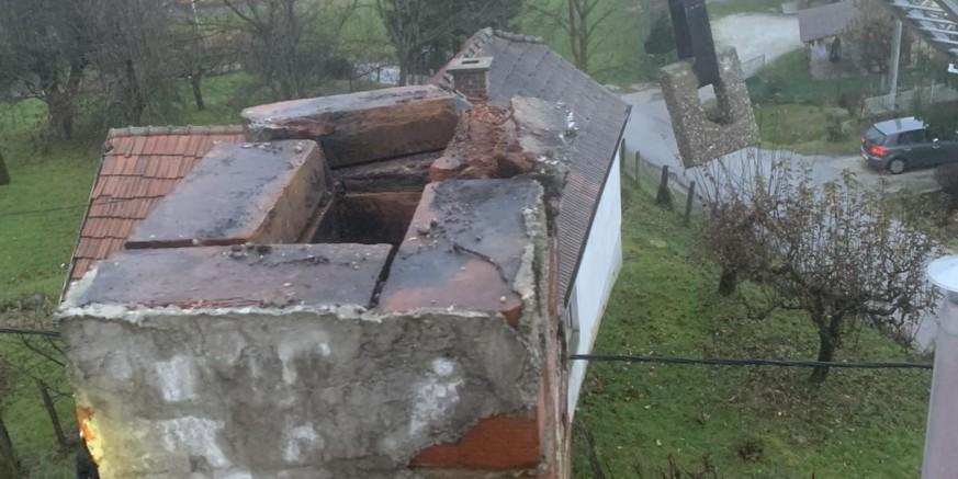 Građani Ivanca i ivanečkih naselja i dalje prijavljuju štete od potresa na kućama i na stambenim zgradama