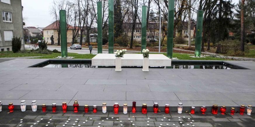 Dan sjećanja na žrtvu Vukovara u organizaciji Koordinacije braniteljskih udruga, župe Ivanec i Grada Ivanca u utorak, 17. studenog