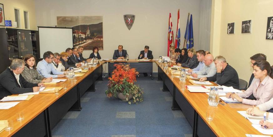 Održana je 19. sjednica Gradskog vijeća Ivanec
