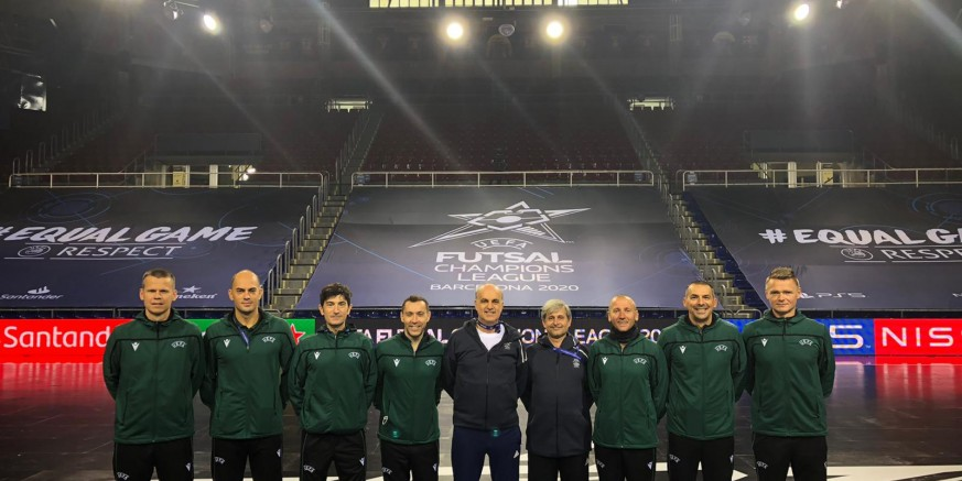 Gradonačelnik M. Batinić uputio čestitku N. Jeliću u povodu ponovnog izbora za najboljeg futsal suca na svijetu