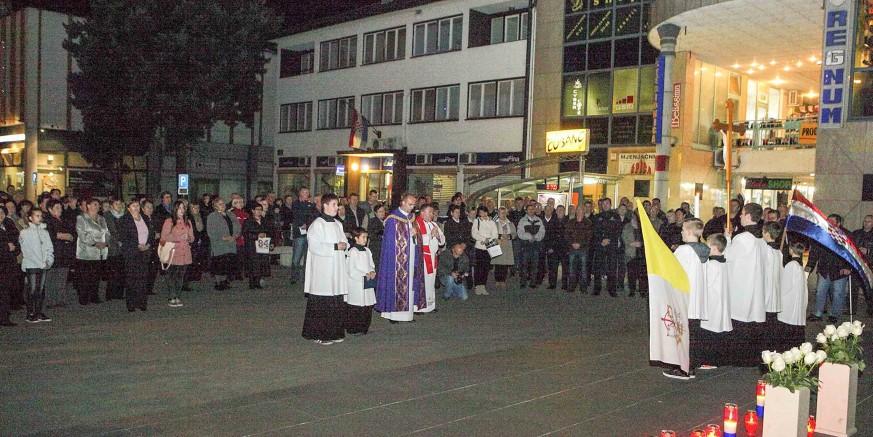 Ivanec je s dostojanstvom obilježio Dan sjećanja na Vukovar