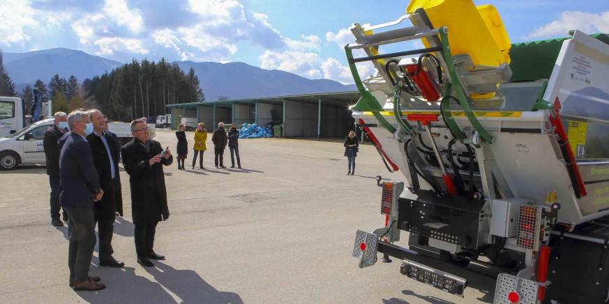 ZAVRŠEN EU PROJEKT Isporukom novog vozila, Ivkom svoj park obogatio s dva vozila vrijedna 2,3 mil. kn