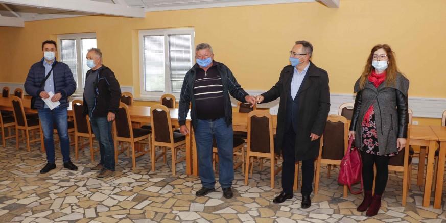 DRUŠTVENI DOM PUNIKVE Završena energetska obnova i opremanje, građani pozvani da u subotu obiđu novouređeni dom