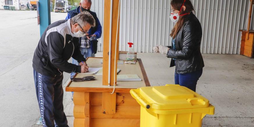 Podjela 3.400 kanti za plastiku kućanstvima s područja grada Ivanca produljuje se do 7. svibnja 2021.