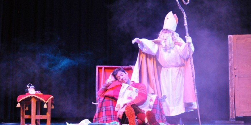 """Grad Ivanec mališanima i djeci poklanja predstavu """"U potrazi za sv. Nikolom""""- nedjelja, 6. prosinca u 17 sati"""